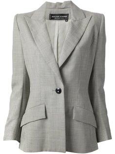 пиджак с цепочкой на спине Jean Louis Scherrer Vintage