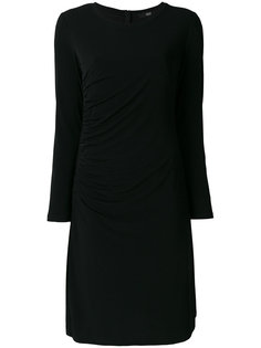 платье со сборкой  Steffen Schraut