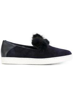 pompom slip-one sneakers Unützer