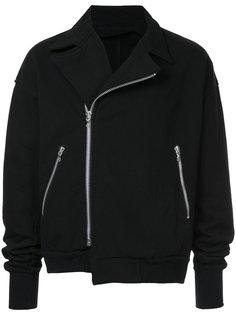 байкерская куртка-бомбер Julius
