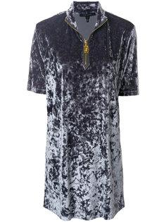 платье на молнии  Marc Jacobs