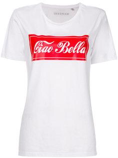 футболка Ciao Bella Manokhi