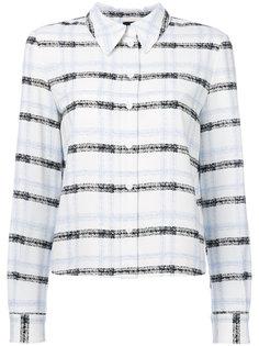 рубашка в полоску  Armani Jeans