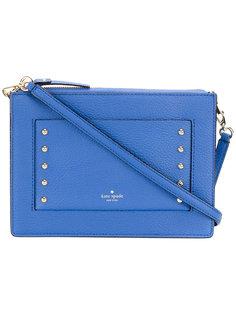 сумка на плечо с заклепками Kate Spade