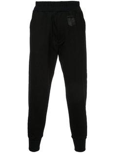 спортивные брюки кроя слим Julius