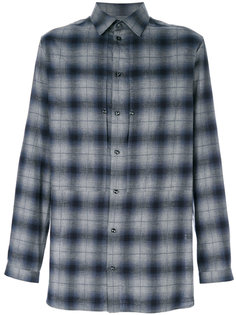 фланелевая рубашка в клетку Leander  Natural Selection