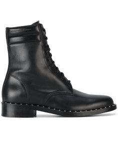 ботинки в стиле милитари с заклепками Off-White