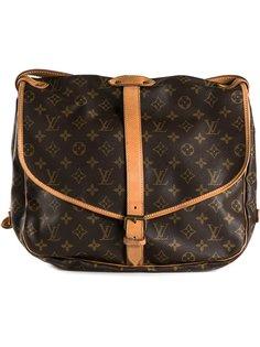 сумка Saumur 35 на плечо  Louis Vuitton Vintage