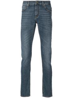 джинсы средней посадки Dirk Bikkembergs