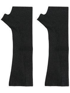 перчатки без пальцев Nostra Santissima