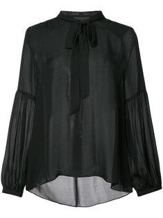 pussybow blouse Nili Lotan