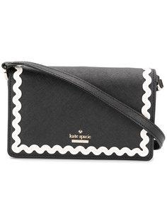 мини сумка с контрастным дизайном Kate Spade