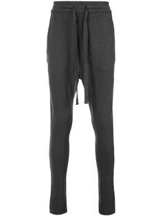 rear pocket track pants Thom Krom