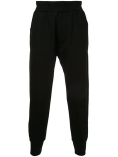 спортивные брюки с принтом сзади Julius