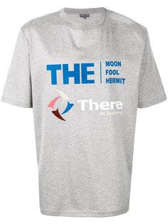 футболка с принтом TMD Lanvin