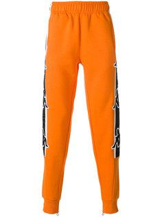 спортивные брюки с лампасами Kappa