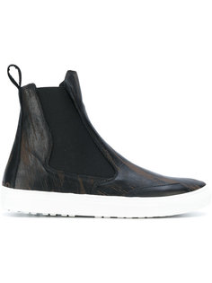 ankle length boots Stone Island Shadow Project