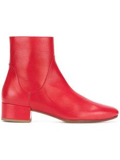 low heel boots Francesco Russo