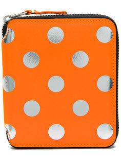 polka dot zip wallet Comme Des Garçons Wallet