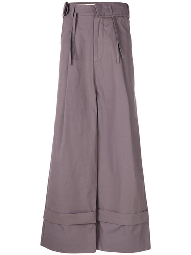 wide leg trousers Craig Green