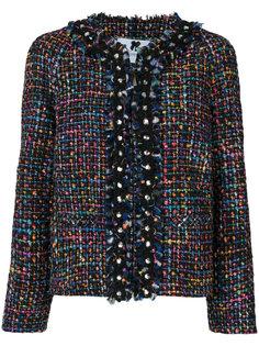 твидовый пиджак Blumarine