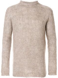 свитер с отворотной горловиной  Rick Owens