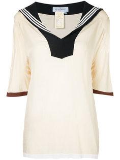 sailor blouse Yohji Yamamoto Vintage