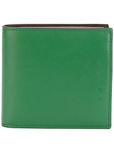 классический бумажник Marni
