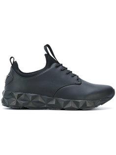 кроссовки на платформе Emporio Armani
