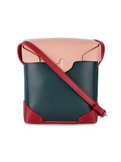 multi-coloured mini Pristine shoulder bag Manu Atelier