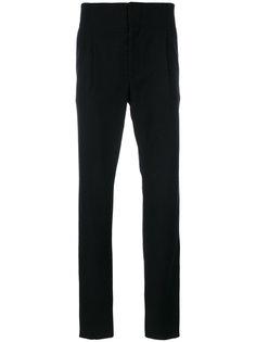 брюки свободного кроя Saint Laurent