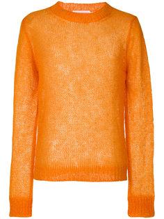 fine knit jumper  Walter Van Beirendonck