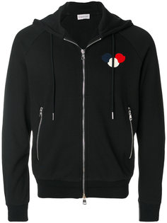 logo hooded sweatshirt Moncler