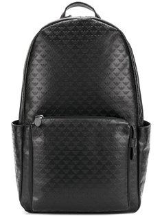 рюкзак с тиснением логотипа Emporio Armani