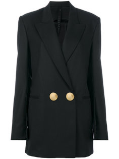 oversized button blazer Petar Petrov