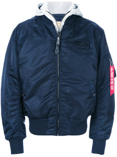 bomber jacket  Alpha Industries
