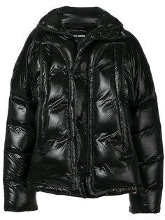 oversized padded jacket  Raf Simons