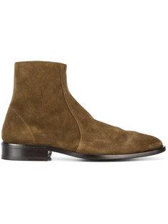 ботинки по щиколотку с заостренным носком Balenciaga