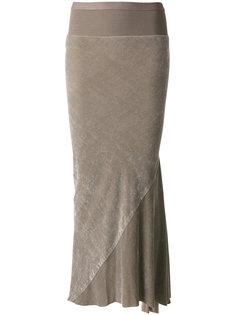 юбка по щиколотку Rick Owens