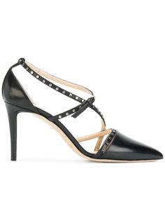 туфли с заклепками Jimmy Choo