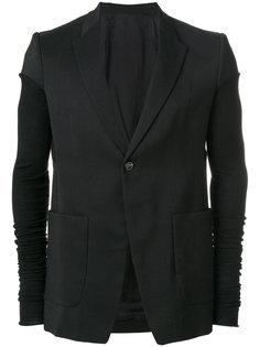 пиджак с застежкой на пуговицу Rick Owens