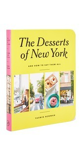 Books with Style Desserts of New York