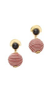Lizzie Fortunato Mara Earrings
