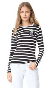 Michaela Buerger Long Sleeve Striped T-Shirt