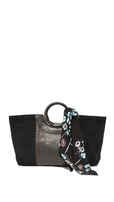 Cleobella Swanson Tote with Scarf