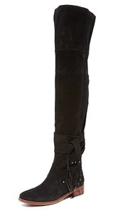 See by Chloe Dasha Dakar Over the Knee Boots