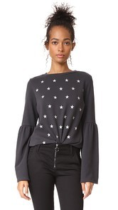 South Parade Christy Bell Sleeve Sweatshirt