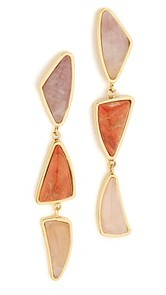 Lizzie Fortunato Prehistoric Earrings
