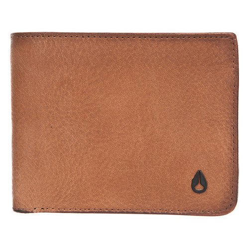 Кошелек Nixon Bi-fold Wallet Brown Wash