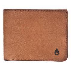 Кошелек Nixon Bi-fold Wallet Brown Wash